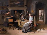 Dutch Painting in the Age of Rembrandt from the Museum of Fine A