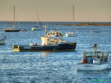 Lobster Boats,Kennebunk,Me.