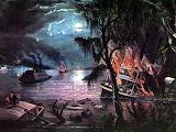 JLM-1862-Fanny Palmer-The Mississippi in Time of War