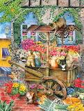 The Flower Cart