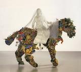 Niki de Saint Phalle, Cheval et la Mariée, 1964