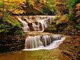 #Ithaca New York Waterfall