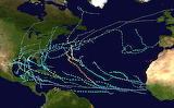 Record 2020 hurricane season