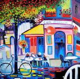 Latin Quarter café