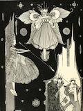 """""""Children's Tales"""" tumblr enchantedbook """"Harry Clarke"""" """"Sleeping"""
