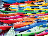 💙Colorful Kayaks...