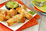 ^ Southwestern Chicken Egg Rolls