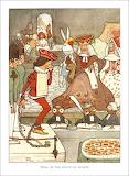 Alice in Wonderland, Mabel Lucie Attwell 6