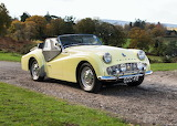 1959 Triumph TR3A WP