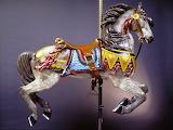 ^ Carousel Horse