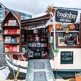 Shop books Kings Cross London UK