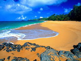Secret beach kauai hawaii united states wallpaper-normal