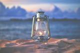 Kerosene. lampara