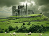 a very old castle in Ireland