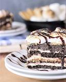 Smores cake