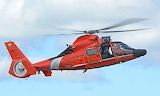 Coast Guard HH-65 Dolphin