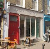 Shop barber Clerkenwell England