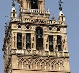 La Giralda, Seville, Andalucia