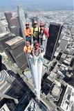 Construction selfie