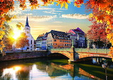 Strasbourg Sundown