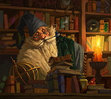 Wizard by stefana tserk