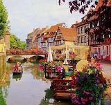 Colmar, France2