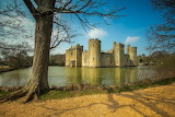 Rotate Bodiam Castle