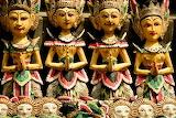 Balinese carvings
