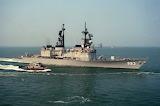 USS Kidd - DDG-993 Spruance/Kidd