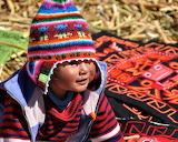 Beautiful Bolivian baby boy