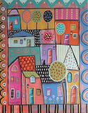House Blocks - Karla Gerard