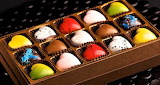 #Colorful Chocolate Hearts
