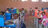 School in Cape Verde