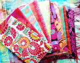 Bright and Colorful Fabrics
