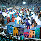 Winter Snow Galway - George Callaghan