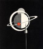Futuristic Retro Image, spaceage bohemia