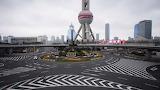 19.- CHINA-HEALTH-EMPTY-CITY