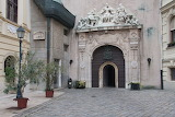 The Gate of Faith, Sopron, Hungary