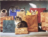 Cats in Bags by L. Herrero