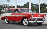 1956 Chevy Belair Nomad MOD Colour Crop