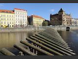 Praha, Pont Charles, CZ