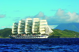 Royal Clipper cruise to Greece