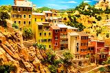 Miniature Houses, Italy
