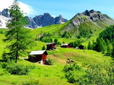 Mountain-Houses