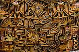 Hand Embroidered Inca Art