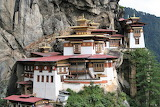 Tigers-nest monastery, Bhutan