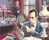 Roger Payne: Sherlock Holmes in His Study