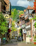 Neustadt - Historic alley