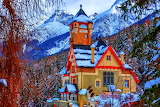 ☺♥ Hotel in the mountains...