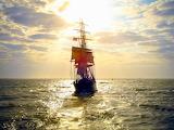 Tall Ship Elissa, Galveston, Texas